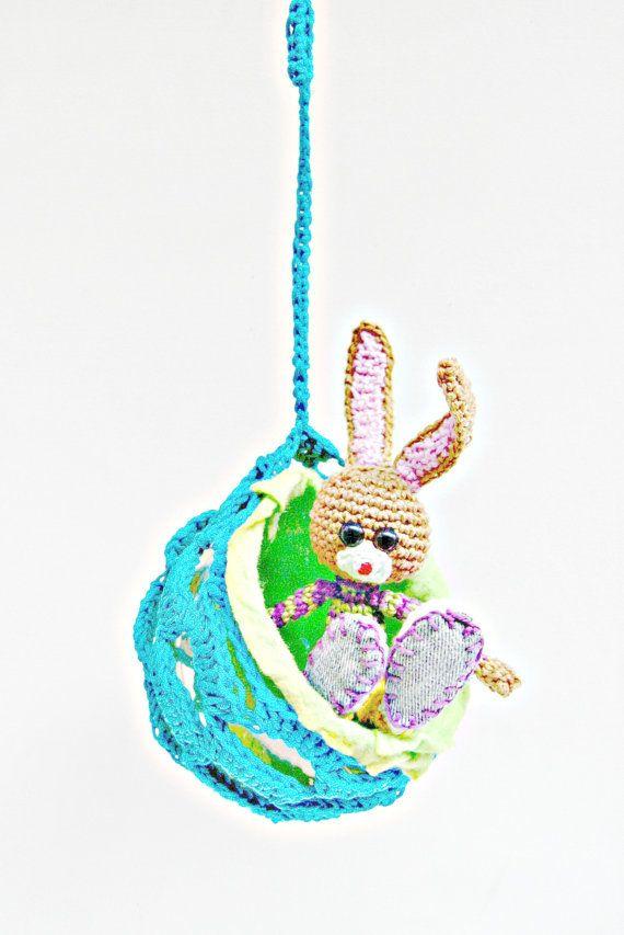 Crochet Bunny Pattern  Tristan Crochet Bunny with by daniandbel