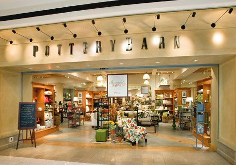 Pottery Barn - Love everything they make!