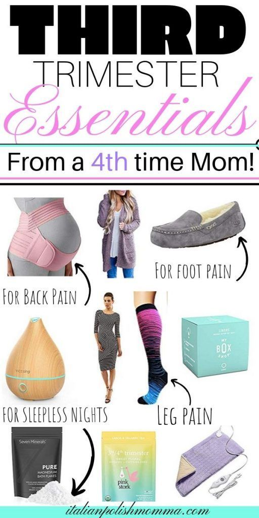 Third Trimester Checklist for a Scheduled C-Section in ...