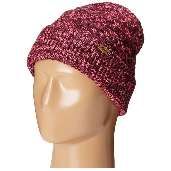 adidas Twilight Beanie (Dark Burgundy/Pinot/Shock Pink) Beanies ($24) ❤ liked on Polyvore featuring accessories, hats, adidas, beanie caps, beanie hats, adidas hat and pink fitted hat