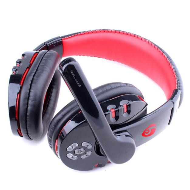 Wireless Bluetooth Gaming Headset Earbuds stereo Earphone Headphone MP4 #13. Function: For Mobile Phone,Monitor Headphone,Sport,For Routine Office Work,Microphone,Supports music,Voice control,for Video Game,Noise Cancelling,Wireless Headphone,HiFi Headphone,Portable,For iPodSupport APP: NoLine Length: NoneCommunication: WirelessSupport Apt-x: NoSupport Memory Card: NoResistance: 26ΩModel Number: cel65467498Control Button: NoSensitivity: 42dBStyle: HeadbandBrand Name: BinmerActive…