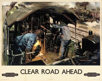 terence cuneo - Google Search