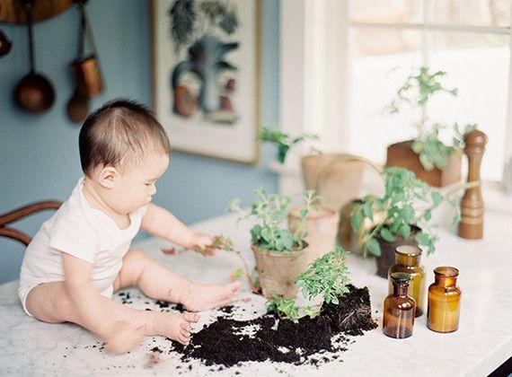 film baby portraits | Wedding & Party Ideas | 100 Layer Cake:
