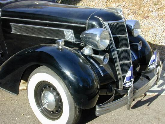 1935 Chrysler Limousine-Style Hearse by A.J. Milller