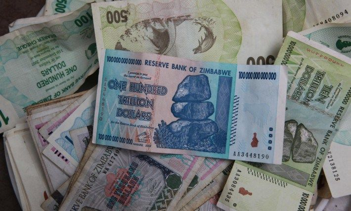 ZIMBABWES TRILLION-DOLLAR NOTE: FROM WORTHLESS PAPER TO HOT INVESTMENT