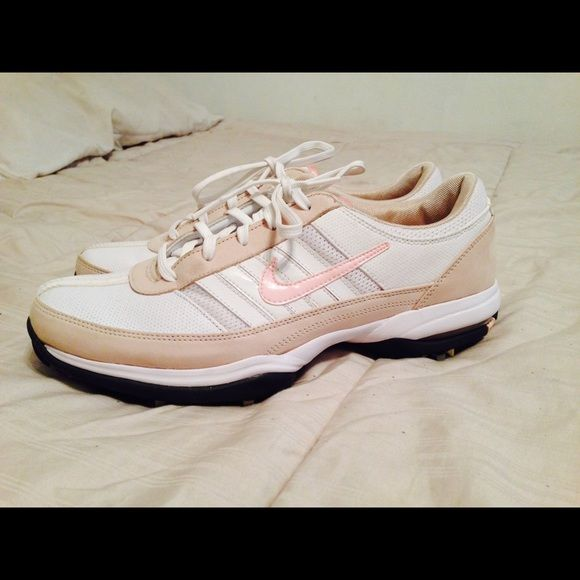 Women's Nike Golf Shoes SALENike Golf Shoes. Excellent condition; only used once! Nike Shoes Athletic Shoes