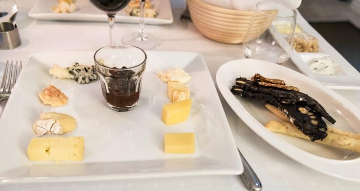 Otte oste på Miró i Aarhus