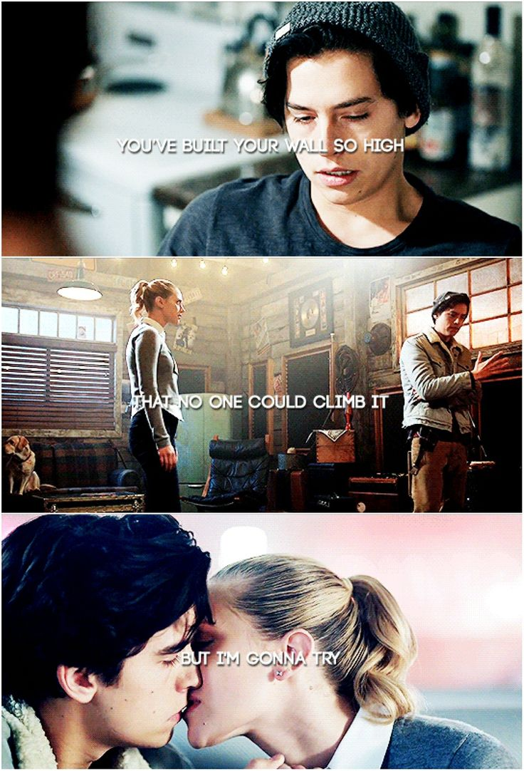 Betty and Jughead | Riverdale | Bughead | Instagram