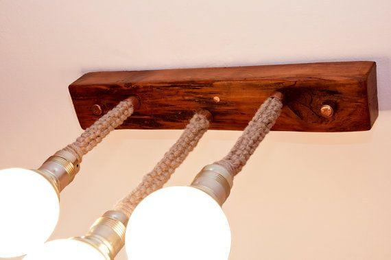 Ceiling Lamp by RobbieSteampunkShop on Etsy