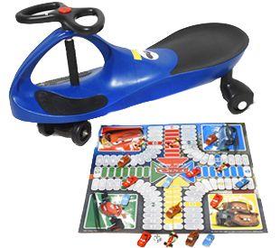Popo+jogo Cars. www.alugarparabrincar.com