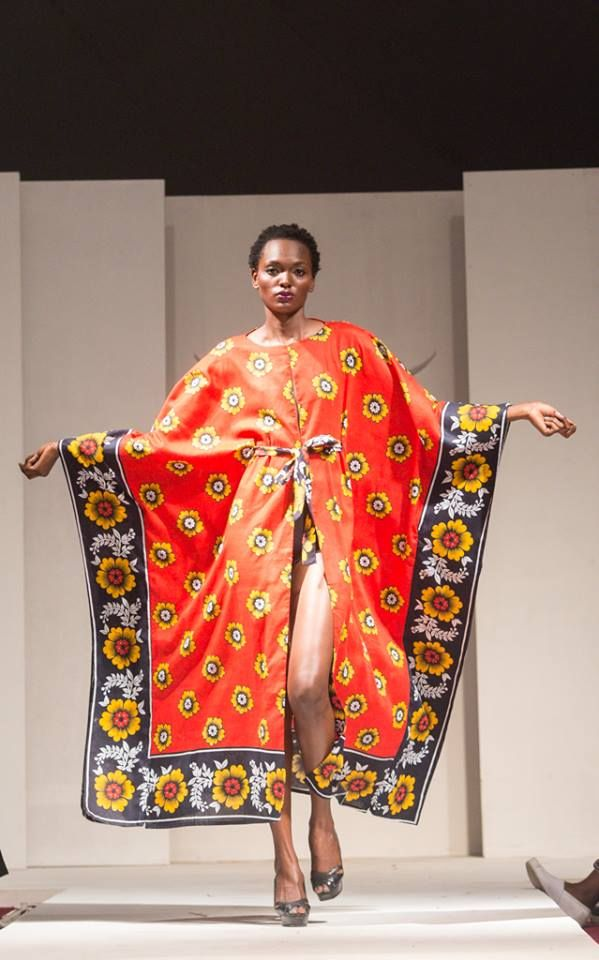 Swahili Fashion Week 2013- House Of Wellu