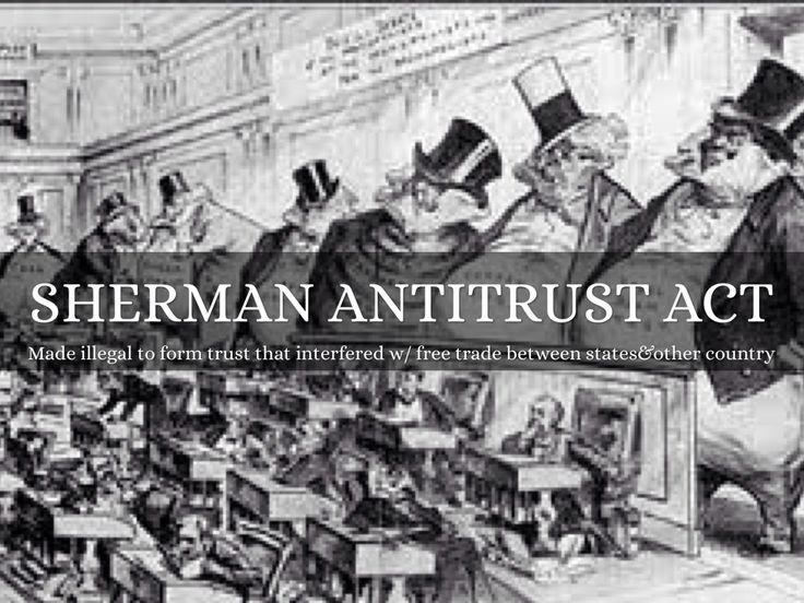 Antitrust Act