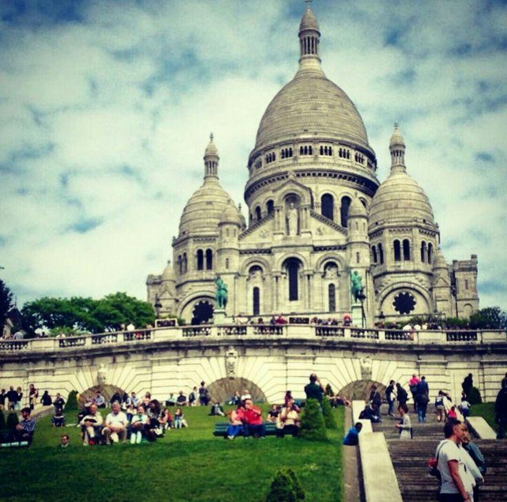 Paris ,sacre cour