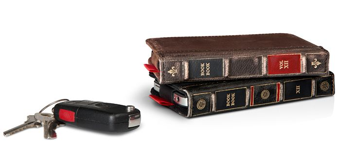 wallet + iPhone: Books Covers, Gift, Books Iphone, Credit Cards, Books Books, Book Covers, Bookbook Cases, Books Cases, Bookbook Iphone