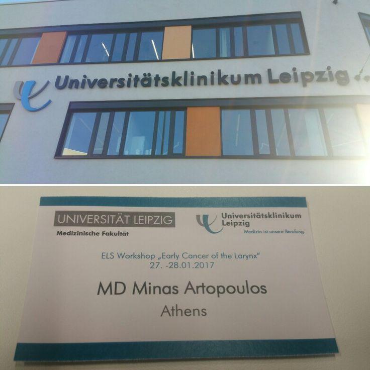 Early #cancer of the #laryn !!!  #καρκίνος #λάρυγγα #ΩΡΛ #Αρτόπουλος