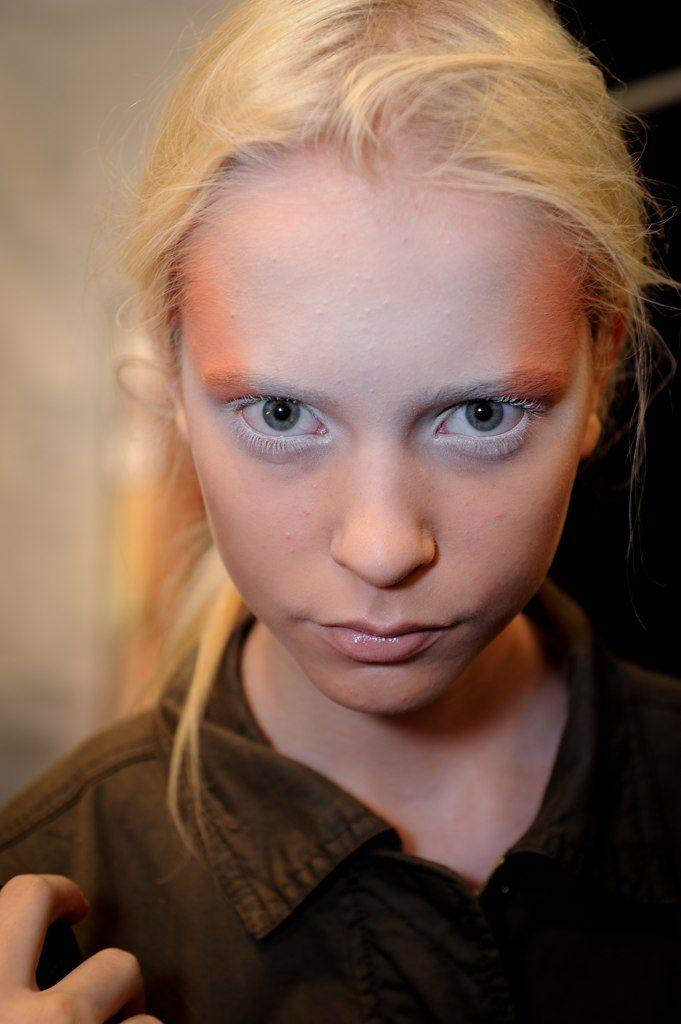 Makeup & Beauty Trends: William Tempest Spring Summer 2011 Fashion Week | BeautyStat.com