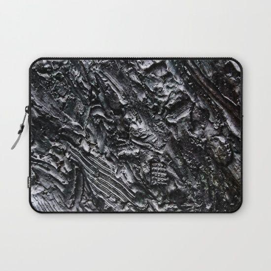 Bronzed Laptop Sleeve by MissJayPaints - $36.00
