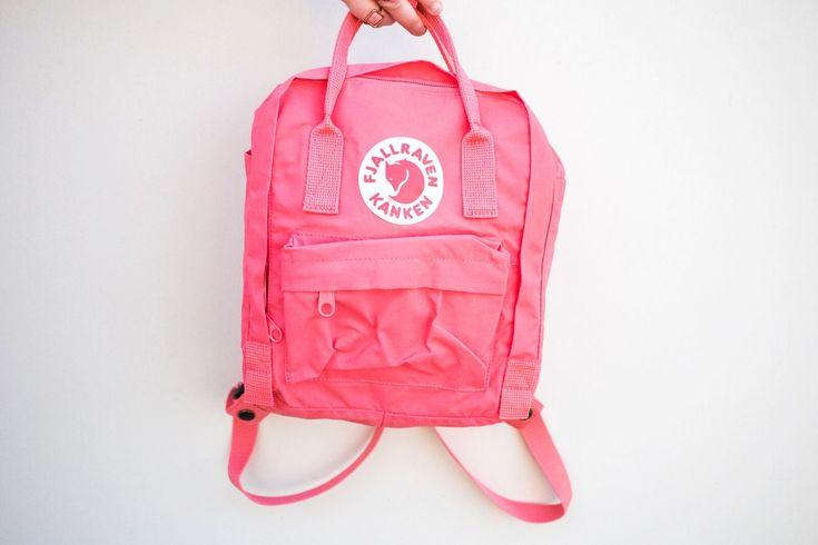 Fäjll Räven Kanken Mini Rucksack Toodler Kids Bag