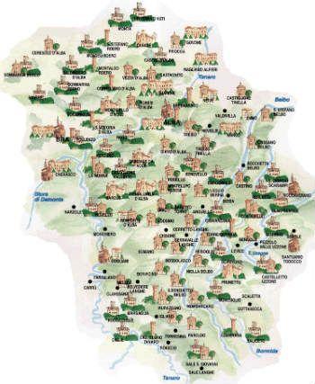 5 Ristoranti nelle Langhe in Piemonte