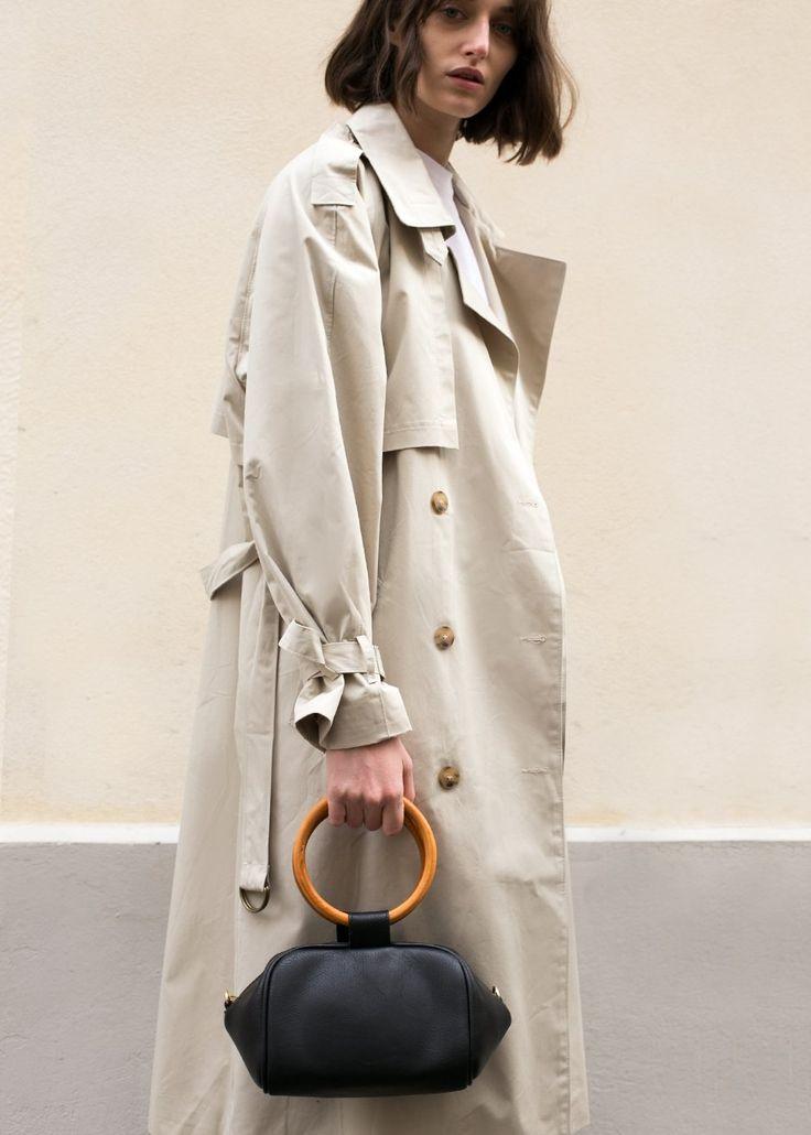 Leather Doctor Bag, Frankie Shop