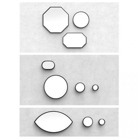 designdelicatessen ApS - HAY - Maya - Spiegel - HAY