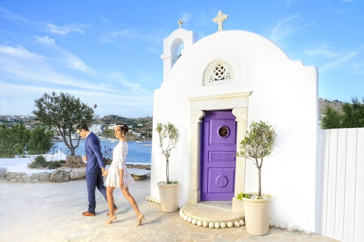 The perfect setting to start a new life!  The beachfront Kivotos Hotel Mykonos offers a private chapel within its premises, ideal for intimate, unimaginably romantic ‪#‎wedding‬ ceremonies.  http://www.kivotosmykonos.com/