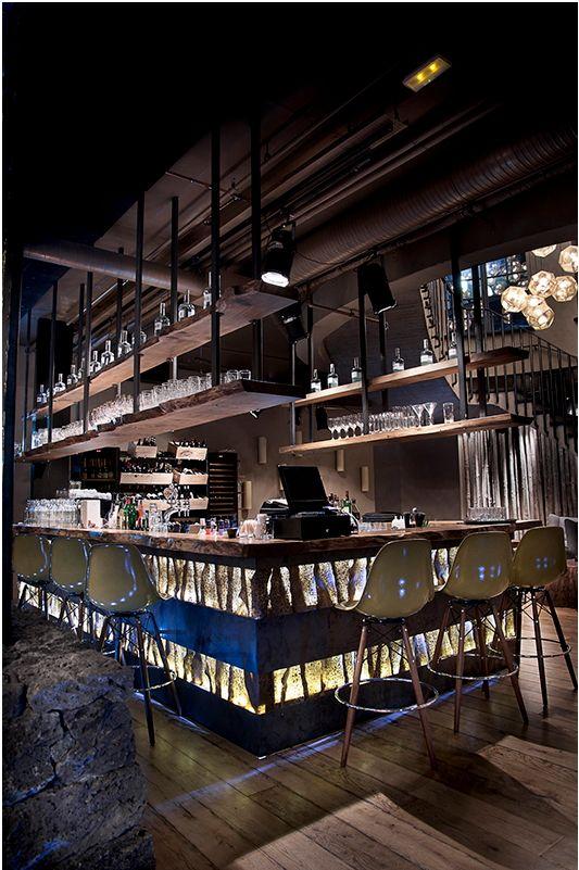 Restaurant grillmarka urinn restaurant design - La cucineria roma ...