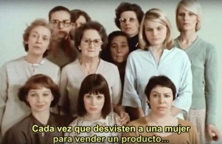 """Réponse de femmes"", Agnès Varda (1975)"