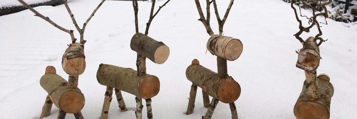 Handmade winter creations . met korte werkbeschrijving