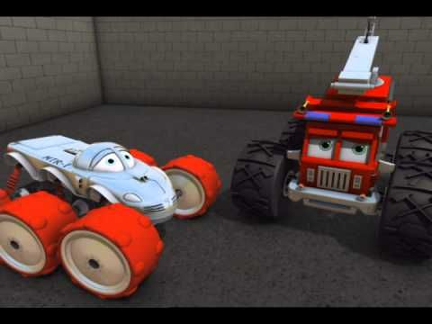 """Bigfoot Presents: Meteor and the Mighty Monster Trucks - Episode 03 - """"Bath Time for Junkboy"""" - YouTube"""