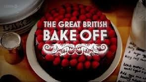 Mel and Sue, Paul and Mary, and cake. There's always cake involved