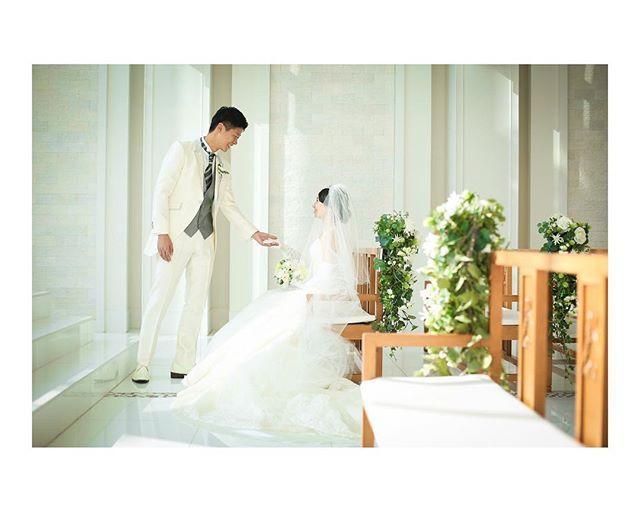 """. #chapel . . #ララグラフィー #ララシャンス広島 #ララシャンスhiroshima迎賓館 #前撮り #結婚式前撮り #広島花嫁 #新婦 #ウェディングドレス #結婚式準備 #広島 #ララ嫁 #ワンランク上の結婚式 #プレ花嫁 #ゼクシィ #ウェディングフォト #ブライダル #ウェディングニュース #プレ花嫁 #pmレポ #japanwedding #marryxoxo #alolea #farny_brides #hiroshima #wedding #photograph #prewedding #bridal #weddingphotography #ig_wedding"" by @lalachance_s.takayama."