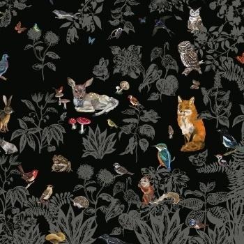 Scenic Wallpaper /// Forêt Noire by Nathalie Lete