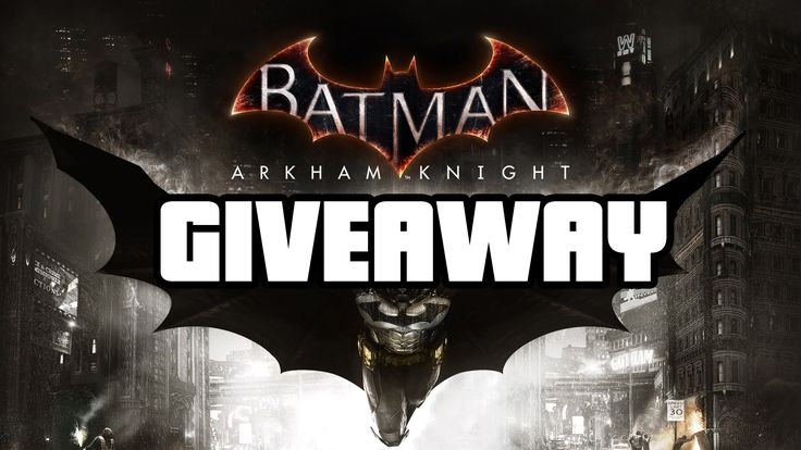 Batman: Arkham Knight Awesome giveaway by @karlsanada13
