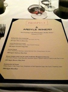 Media Relations Argyle Winery | Maxwell PR