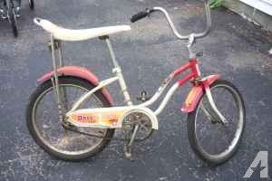 70's Girls banana seat bike - $18 (west toledo off of