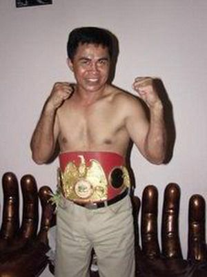 Ellyas Pical, First Boxing World Champion from Indonesia