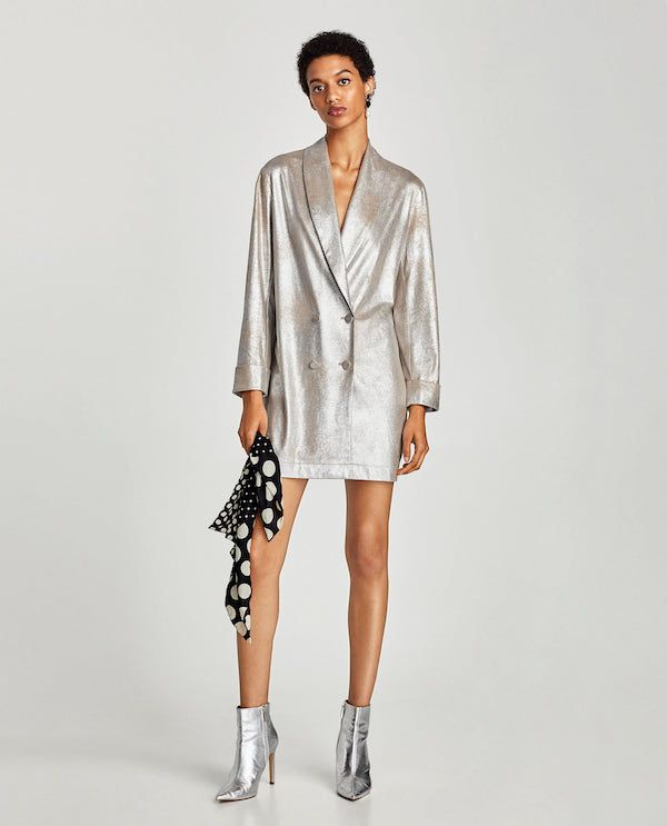 Catálogo Zara Primavera Verano 2020 Moda En Pasarela Looks Blazer Blazers