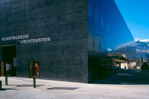 Heinrich Degelo & Christian Kerez, Kunstmuseum Lichtenstein