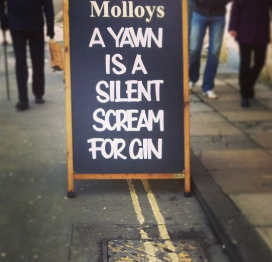 The funniest pub chalk boards to entice thirsty drinkers - Telegraph Another reason i love the UK