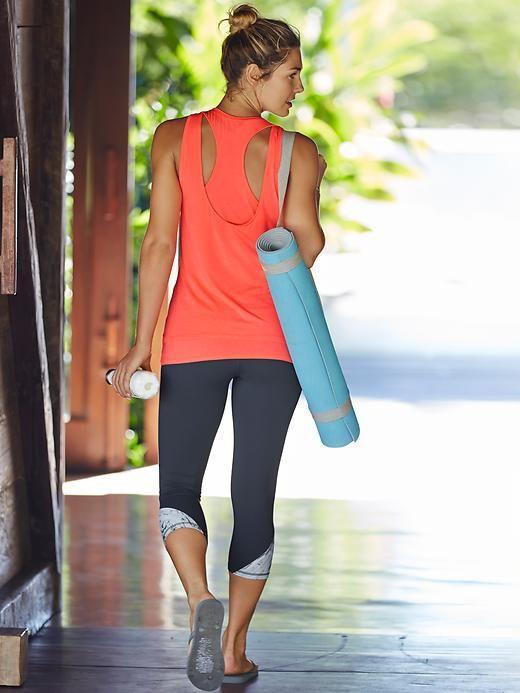Athleta Workout Clothes Cute Yoga Pants Yoga Tops