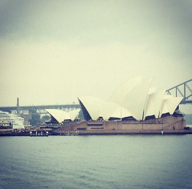 Opera House, Sydney, May 2nd 2014