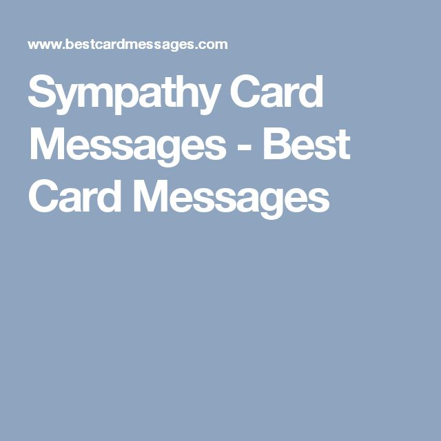 The  Best Sympathy Card Messages Ideas On   Sympathy
