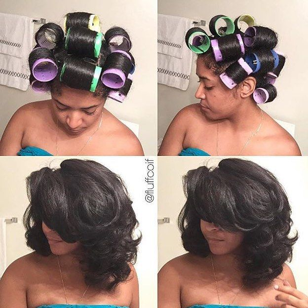 Best 25 roller set hairstyles ideas on pinterest roller set soft and beautiful rollerset urmus Gallery