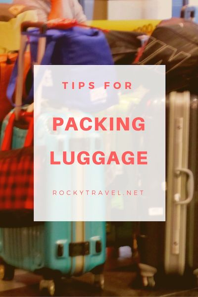 Best Tips for packing luggage when travelling in Australia.