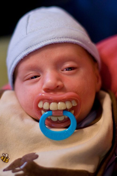 got teeth?