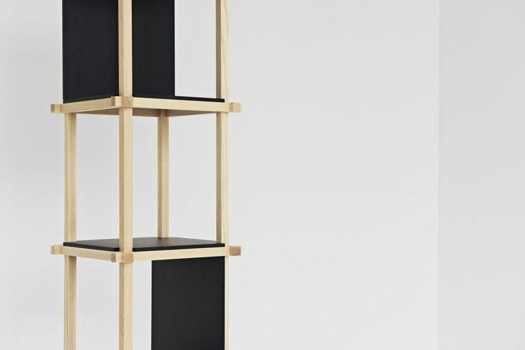 Knot Shelf 40, detail. #mwa #makerswithagendas #mwadesign #agendadrivendesign #mwagram #nomadicliving #minimallogistics