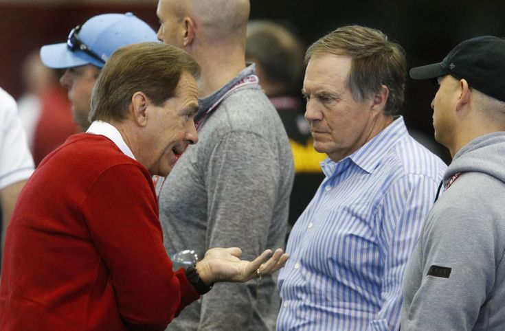 College coaches reveal how Bill Belichick grinds like no other NFL coach during draft season