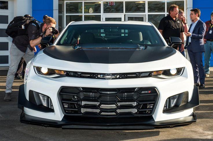 2018 Chevy Camaro concept
