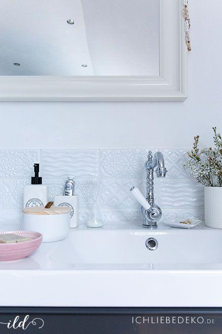 Die besten 25+ Badezimmer Amaturen Ideen auf Pinterest DIY - led einbaustrahler badezimmer